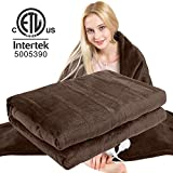 Multipurpose and Efficient — Homde Heated Electric Throw Review