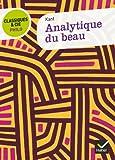 Classiques & Cie Philo - Analytique du beau