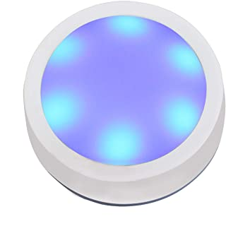 Retekess TM101 Answer Buzzers Lights and Sounds Buzzers Game Show Classroom Buzzers 4 Signal Light Wireless Button for Kid Adult Parties Debates