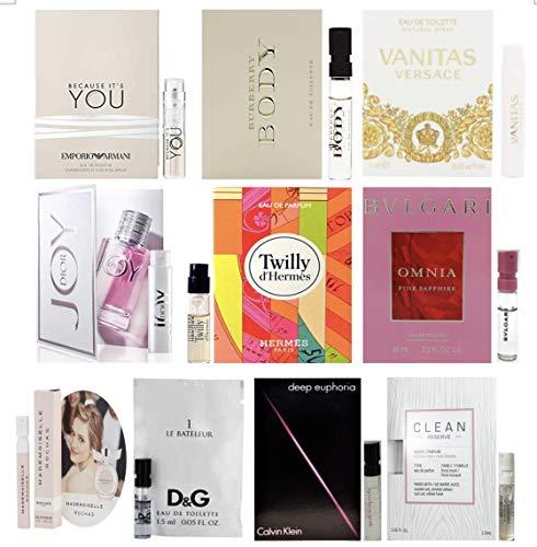 10 best perfume sampler sets for women sephora for 2021