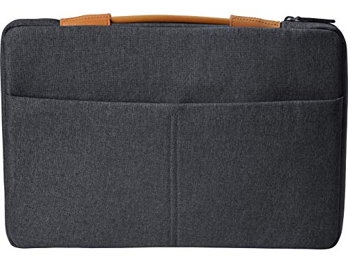 HP Envy Urban 15.6 Inch (39.6 cm) Grey Carry Sleeve with RFID for Laptop/Chromebook/Mac