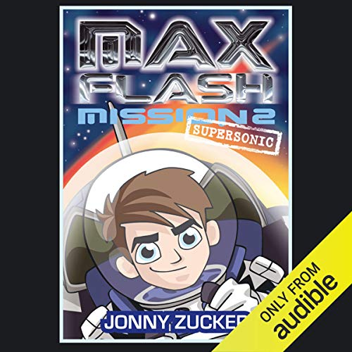 Max Flash Mission 2 cover art