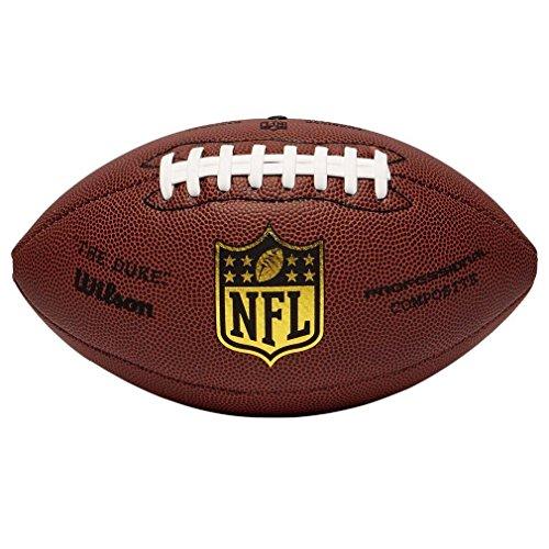 Wilson American Football NFL The Duke Nougat (134) O