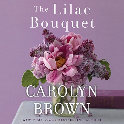 The Lilac Bouquet audiobook cover art
