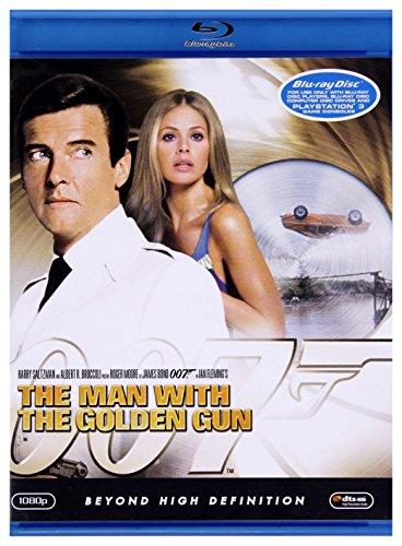 El hombre de la pistola de oro Region Free (Audio español.