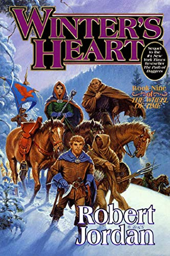 Winter's Heart: Book Nine of The Wheel of Time: 09