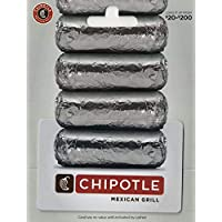 $50 Chipotle Gift Card Deals