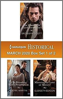 Harlequin Historical March 2020 - Box Set 1 of 2 by [Bronwyn Scott, Laura Martin, Elizabeth Beacon]