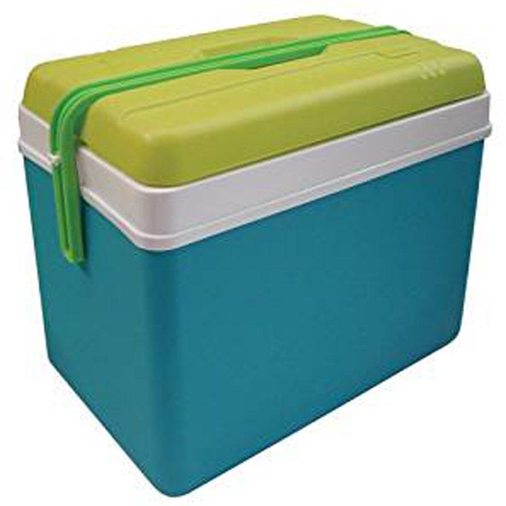 24 L Coolbox 24L fresco caja azul enfriador de bebida Camping al aire libre: Amazon.es: Deportes y aire libre