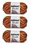 Bernat 161200-555 Blanket Yarn - Fall Leaves