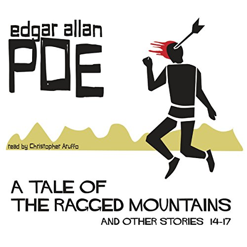 Edgar Allan Poe Collection 14-17 audiobook cover art