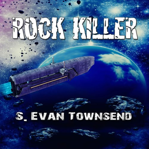 Rock Killer audiobook cover art