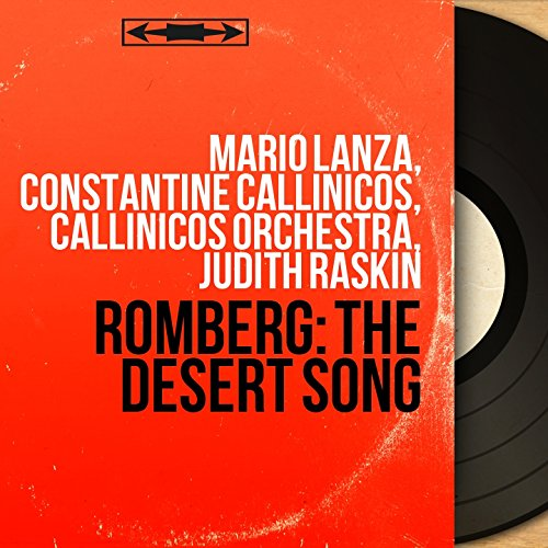 The Desert Song, Act I: I Want a Kiss (Paul, Margot, Pierre, Choir)