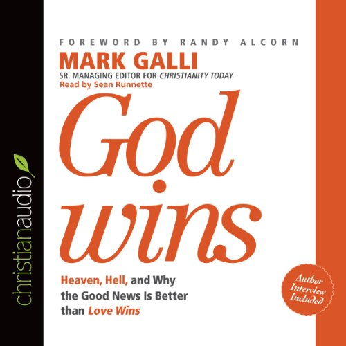God Wins audiobook cover art