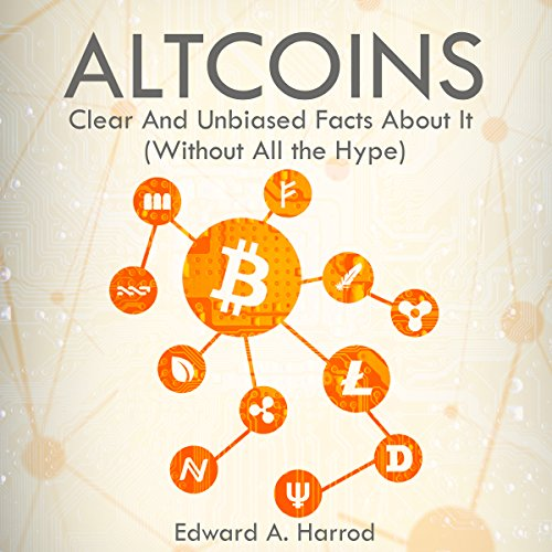 Altcoins audiobook cover art