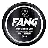 Leocor FANG Hair Styling Clay for extra hold & texture | Strong hold Natural finish | Safe for hair...
