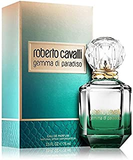 Gemma Di Paradiso by Roberto Cavalli for Women - Eau de Parfum, 75ml