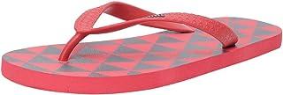 Puma Unisex's Monk Gu Idp High Risk Red-Dark Shadow Flip-Flops