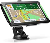 "GPS Navigation for Car, LTTRBX 7"" Touch Screen 8GB Real Voice Spoken Turn-by-Turn Direction Reminding..."
