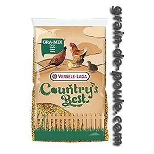 20 kg Versele Laga Gra-Mix Country Junghennen Fasanen Hühnerfutter Fasanenfutter