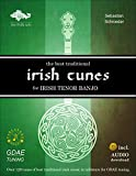 The Best Traditional Irish Tunes for Irish Tenor Banjo: GDAE-Tuning (English Edition)