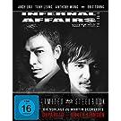 Infernal Affairs 1-3 - Trilogie - Uncut/Steelbook [Blu-ray] [Limited Edition]