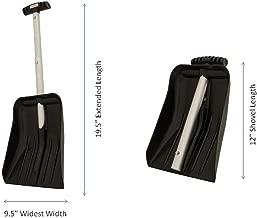 Useful UH-SS158 Comfort T-Grip Telescoping Snow Shovel