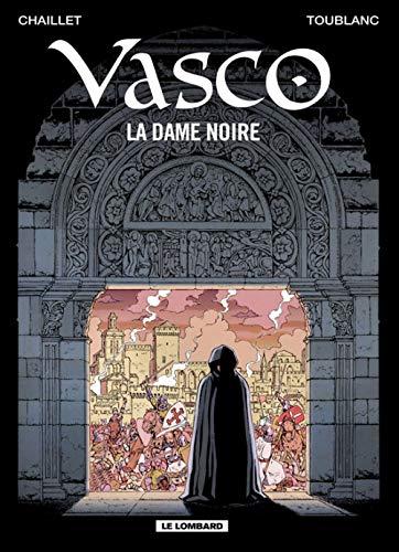 Vasco - tome 22 - La Dame noire