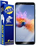 ArmorSuit MilitaryShield [Case Friendly] Screen Protector for Huawei Honor 7X - Anti-Bubble HD Clear Film