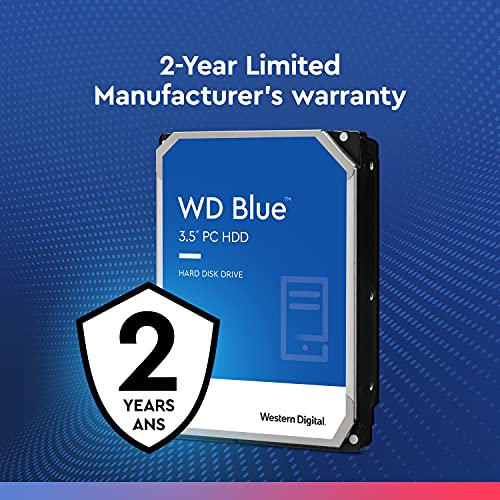 Disque dur SATA III Western Digital WD Blue de 1To - 6