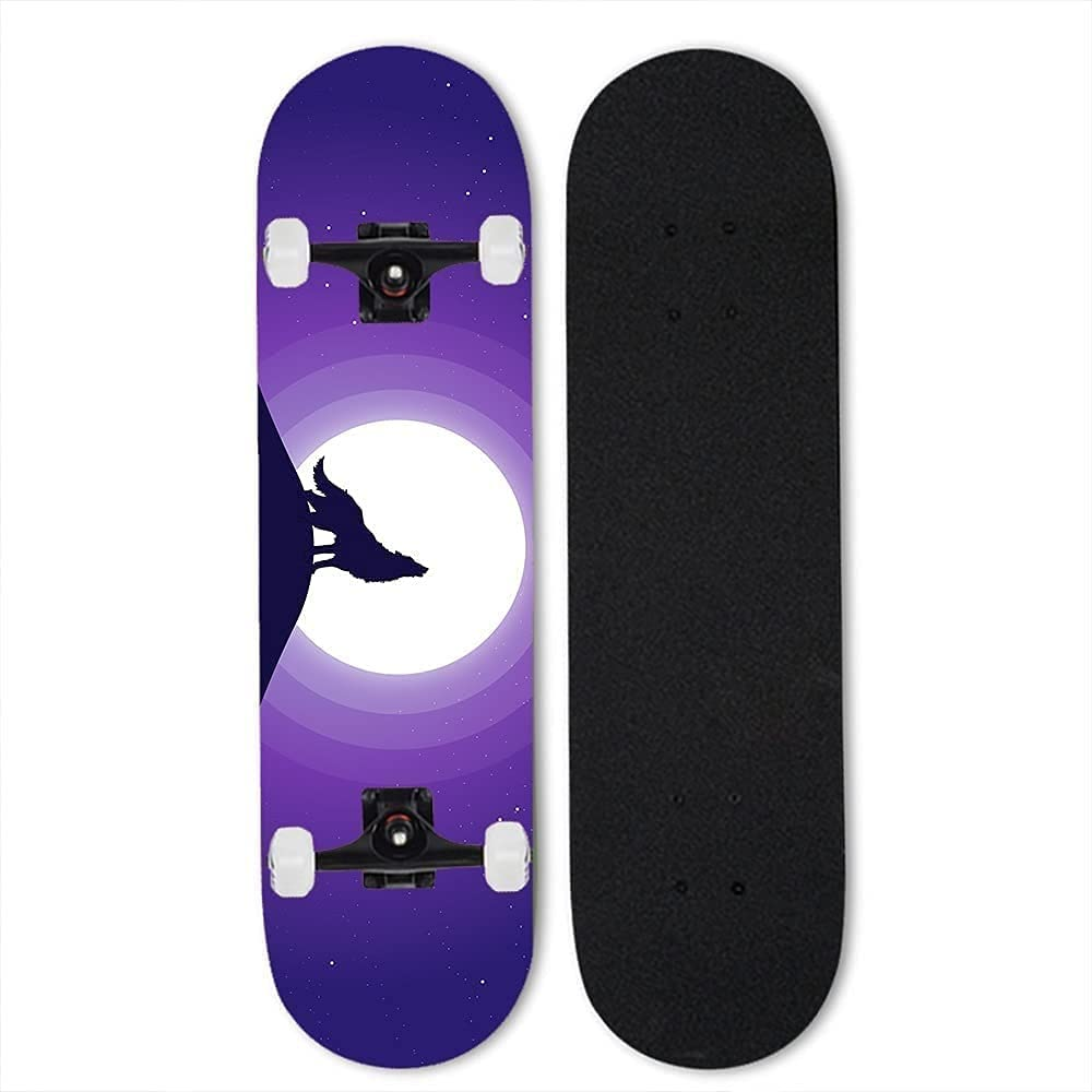 Direct Popular overseas store Ltyxyuan Outdoor Skateboard Suitable for Boys Girls and 7-Layer
