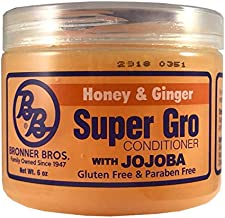 Bb Honey & Ginger Super Gro Conditioner With Jojoba 6 Oz