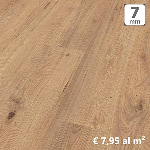 KRONOTEX Laminat Eiche Landhausdiele beige Superior Advanced Plus D 3902 Sommer I f/ür 7,82 /€//m/²