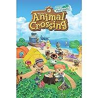 ANIMAL CROSSING どうぶつの森 - New Horizons/ポスター 【公式/オフィシャル】