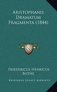 Aristophanis Dramatum Fragmenta (1844)