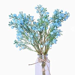 A Cup of Tea Modern Decor Baby Breath Gypsophila Artificial Flowers for Home Garden Party Wedding Decor