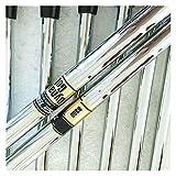 YDL Nuevos Clubes De Golf Golf Irons 4-9 Pg Irons Golf Clubes Forged Shaft R O S Flex Golf Efecto (Color : Dynamic Gold R300)