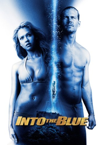 Into the Blue (Film) cover