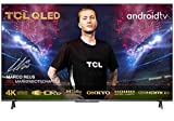 Tcl - TV QLED Ultra HD 4K 50' 50C725 Android TV Argento
