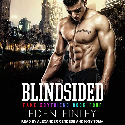 Page de couverture de Blindsided