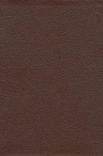 Revival Study Bible (leather Burgundy)