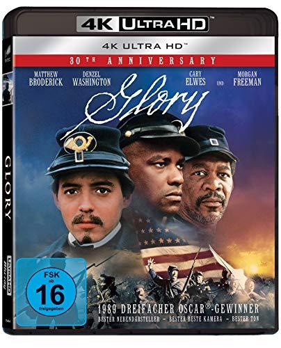 Glory (4K UHD) [Blu-ray]