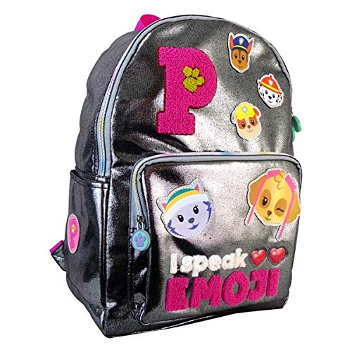 Paw Patrol 1205 Mochila Escolar Primaria Backpack Casual Infantil Juvenil ATM