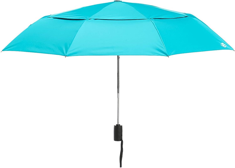 (One Size, blueee) - Coolibar Women's Upf 50 Plus Uv Umbrella