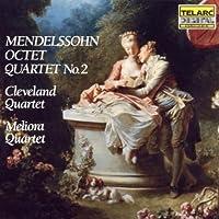 String Quartet No. 2, Octet by Cleveland Quartet/Meliora Quartet (1990-10-25)