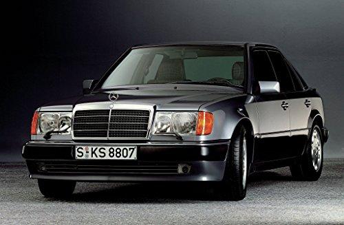Mercedes Benz 400E/500E (W124) - Service Book (English Edition)