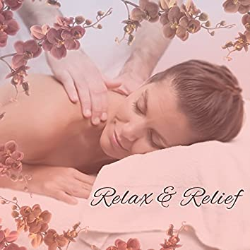 Relax & Relief – Peaceful Mind, Soft Music for Sleep, Spa, Wellness, Deep Massage, Ambient Music, Stress Free, Nature Sounds, Relaxing Waves