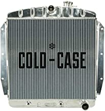 COLD CASE RADIATORS-GMT567A 55-59 Chevy Truck Radiator or