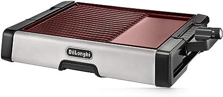 DeLonghi, Electric Grill & BBQ, BG500C, Bronze