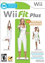 $41 » WII FIT PLUS (BALANCE BOARD NOT INCLUDED)